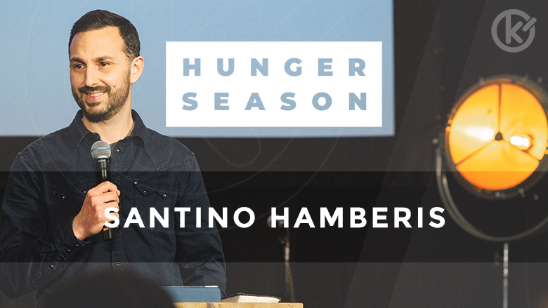 Hunger Encounter: Santino Hamberis