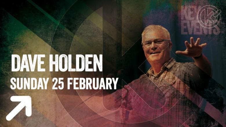 Guest speaker: Dave Holden