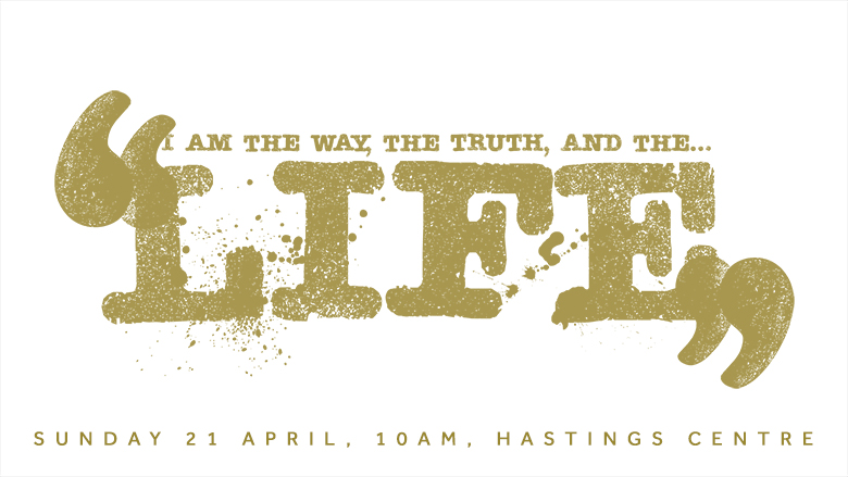 Easter Sunday - Hastings venue