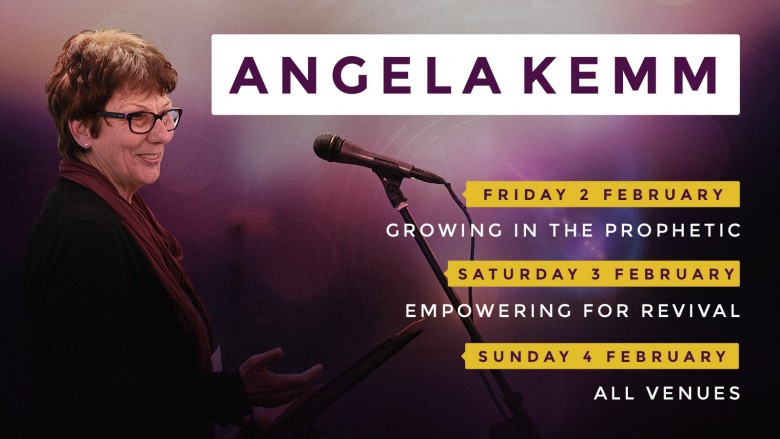 Encounter weekend with Angela Kemm