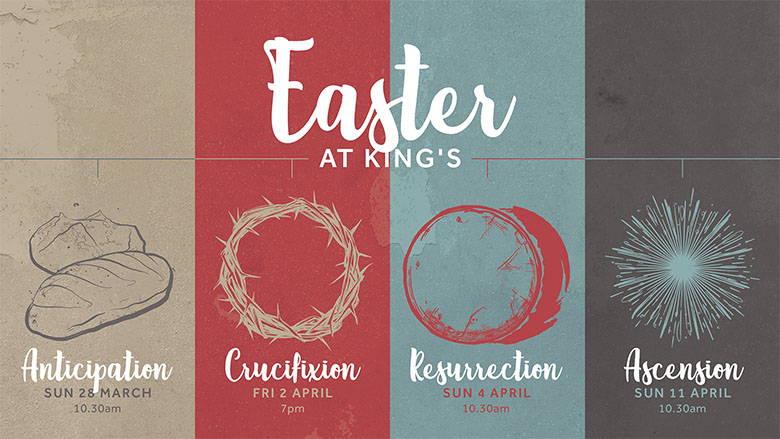 Easter at King's